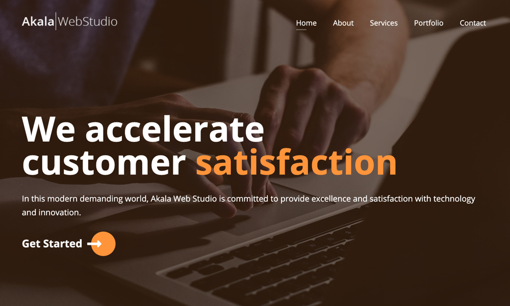 Akala Web Studio