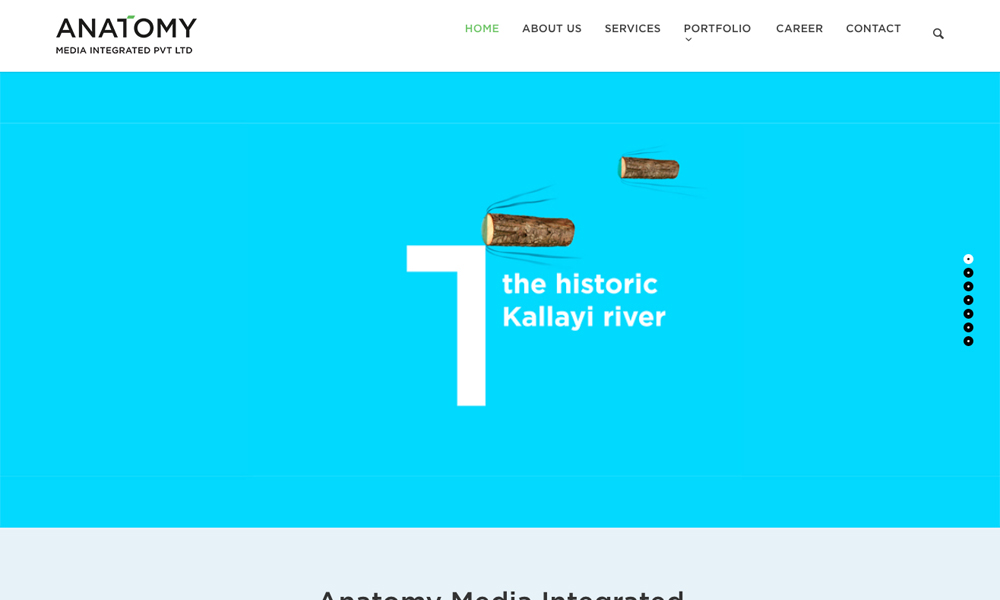 Anatomy Media Integrated