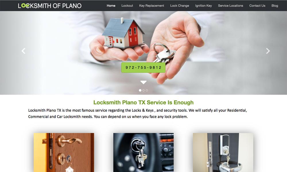 Locksmith Plano