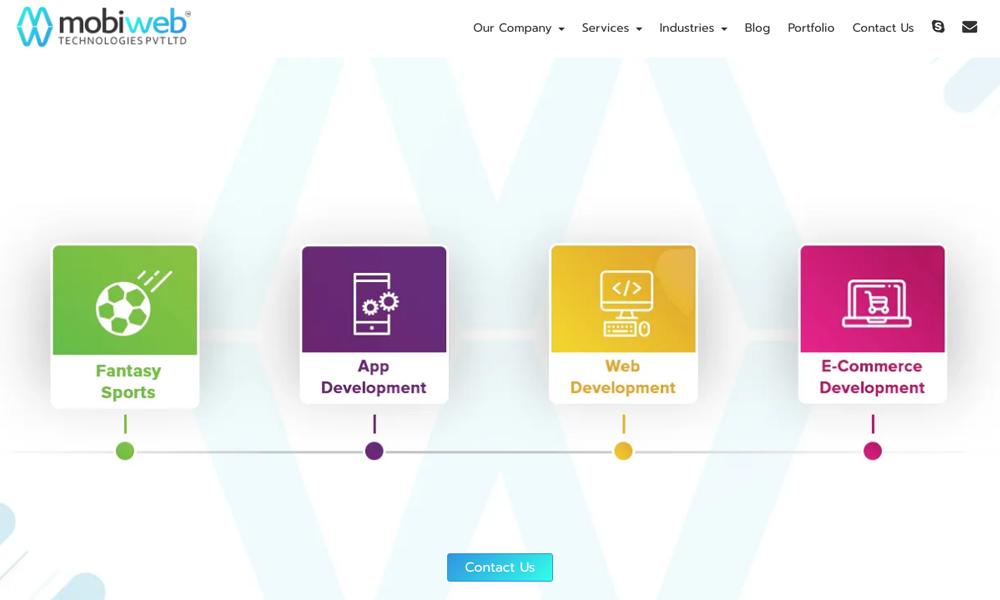 MobiWeb Technologies Pvt Ltd.