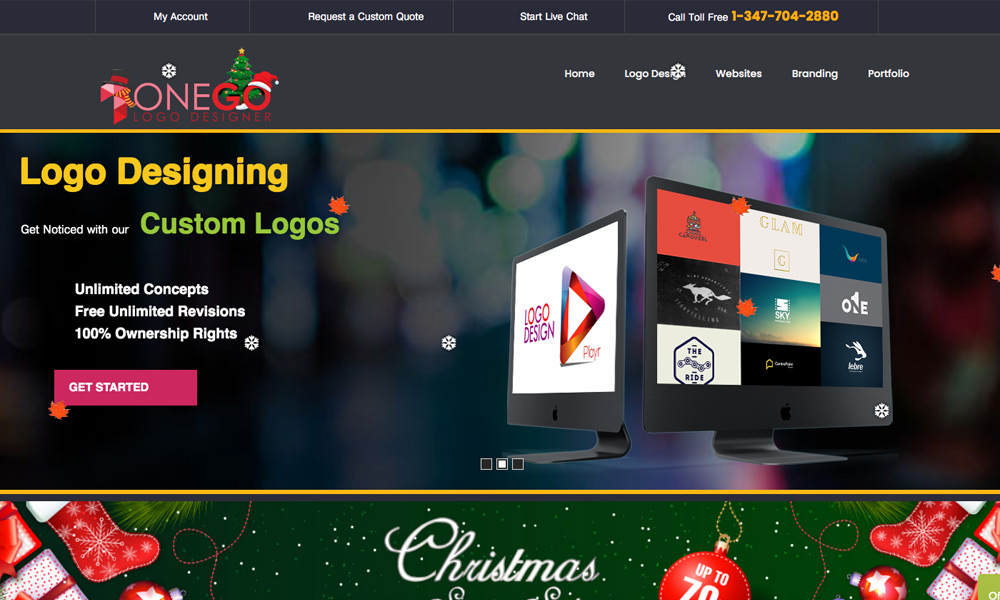 OneGo Logo Designer
