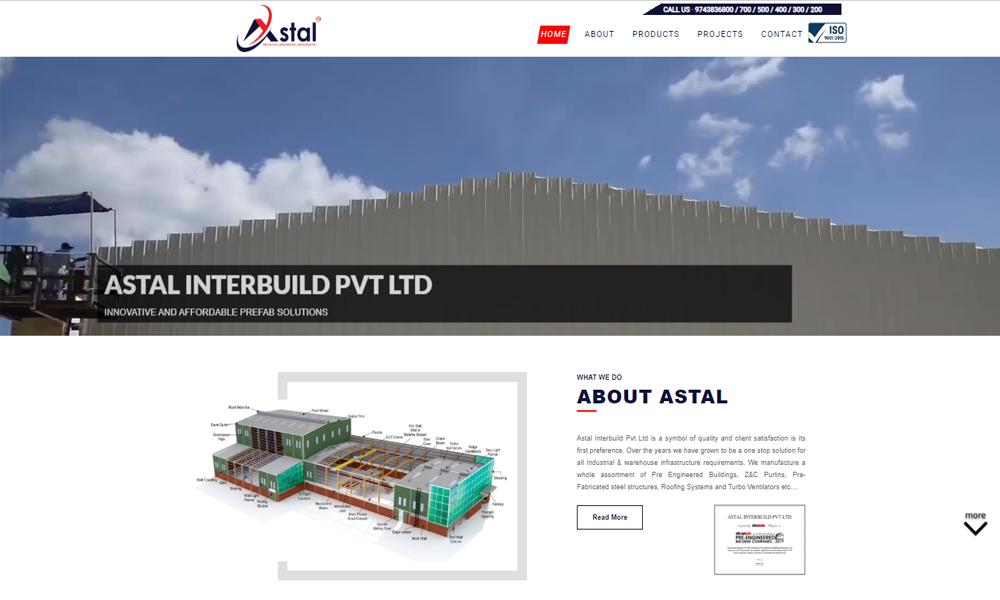 Astal Interbuild