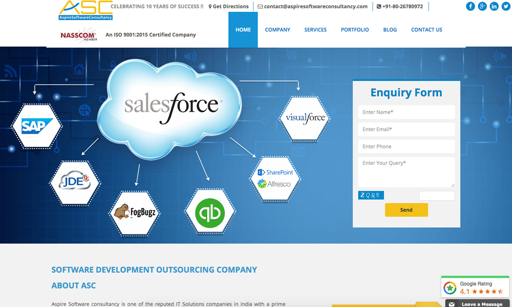 Aspire Software Consultancy