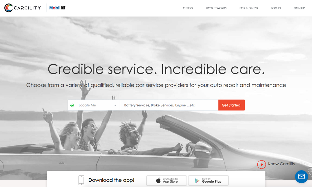 Carcility- Car Repair & Auto Services