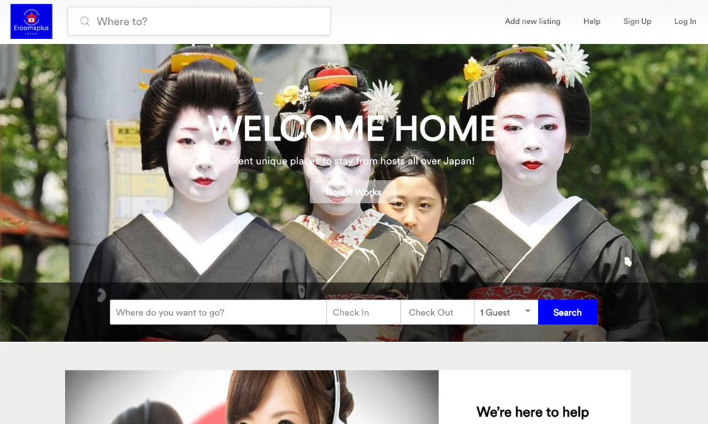 Eroomsplus  - Vacation Rentals In Japan