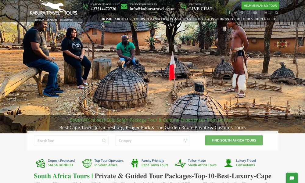 Kabura Travel & Tours