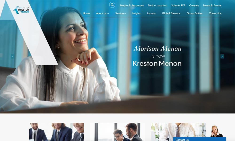 Kreston Menon