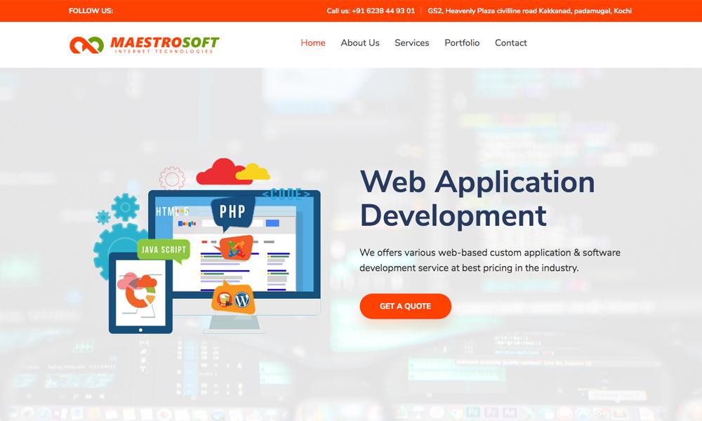 Maestrosoft Internet Technologies