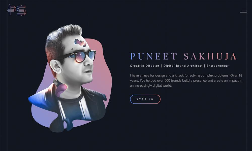 Puneet Sakhuja Creative Director Dubai