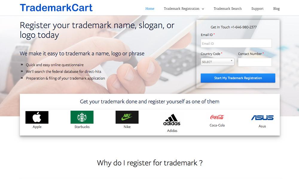 TrademarkCart