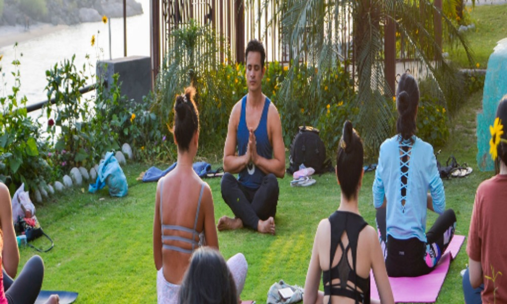 Vishnu Yoga Lifestyle