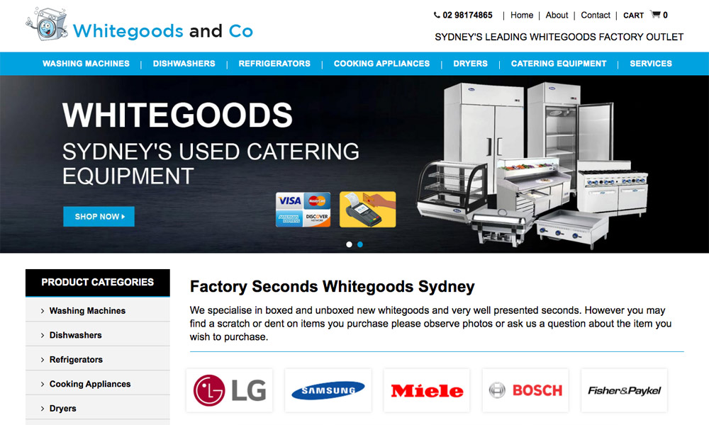 White Goods and Co