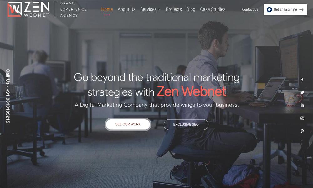 Zen Webnet