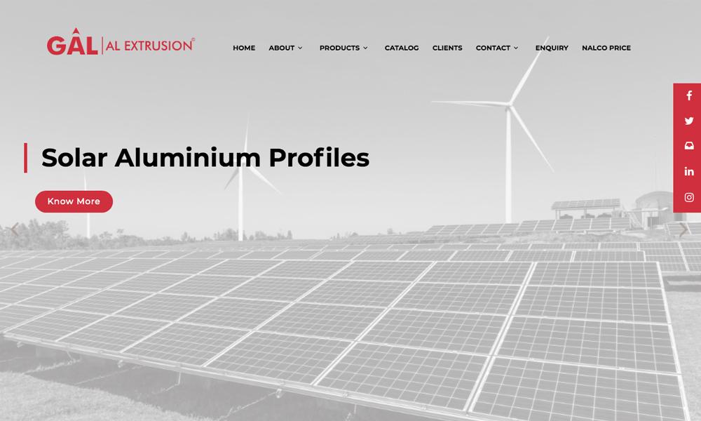 Gal Aluminium Extrusion Pvt Ltd