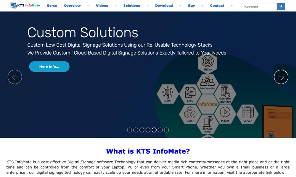 KTS InfoMate