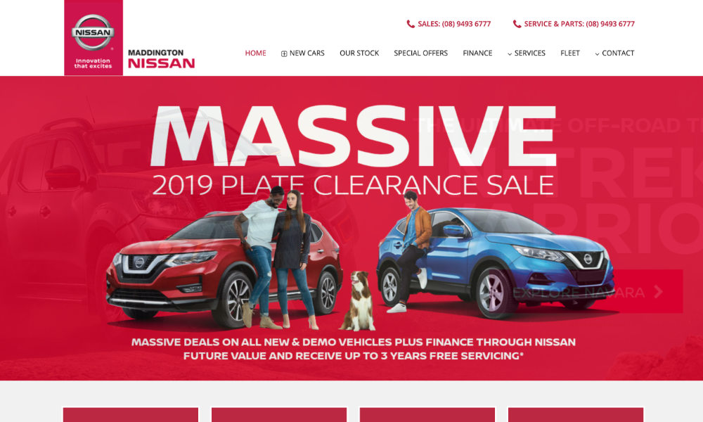 Maddington Nissan