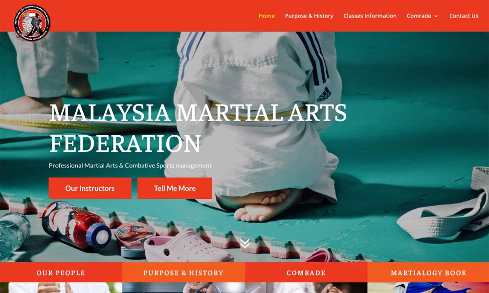 Malaysia Martial Arts Federation (MMF)