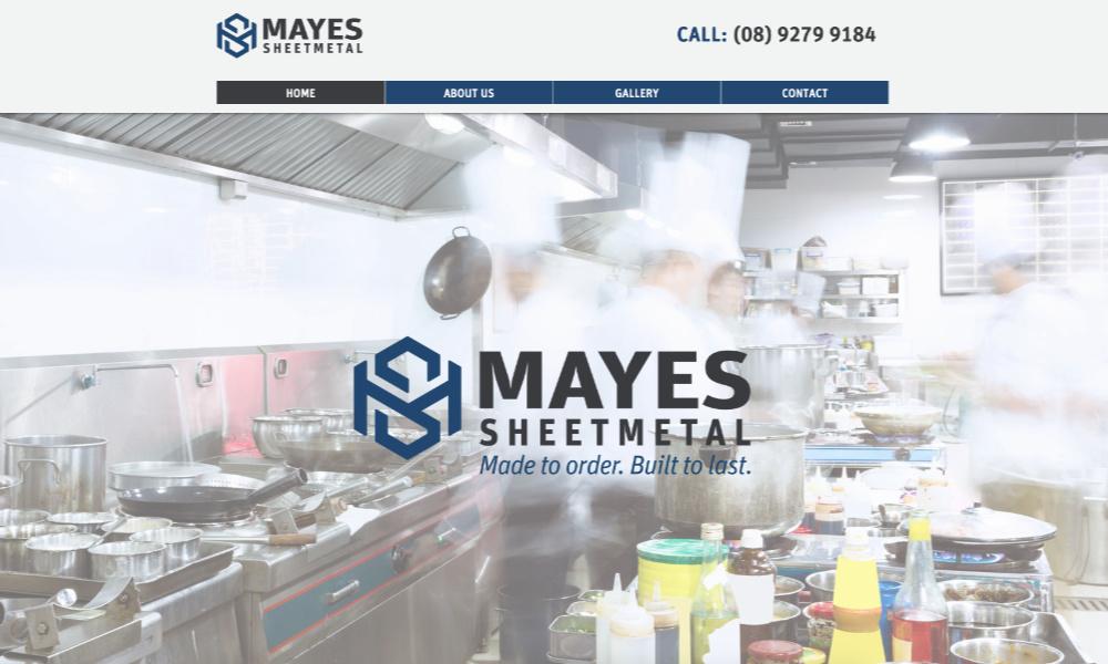 Mayes Sheetmetal Pty Ltd