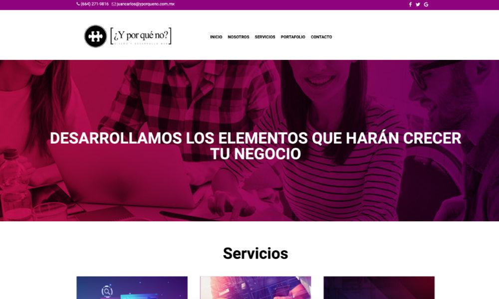 Paginas Web Tijuana