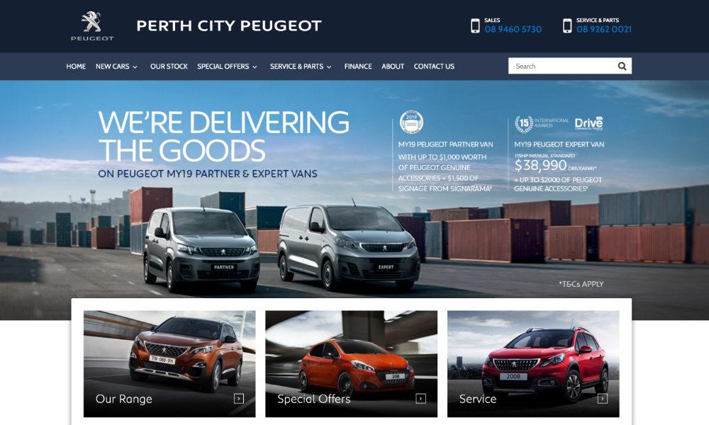 Perth City Peugeot