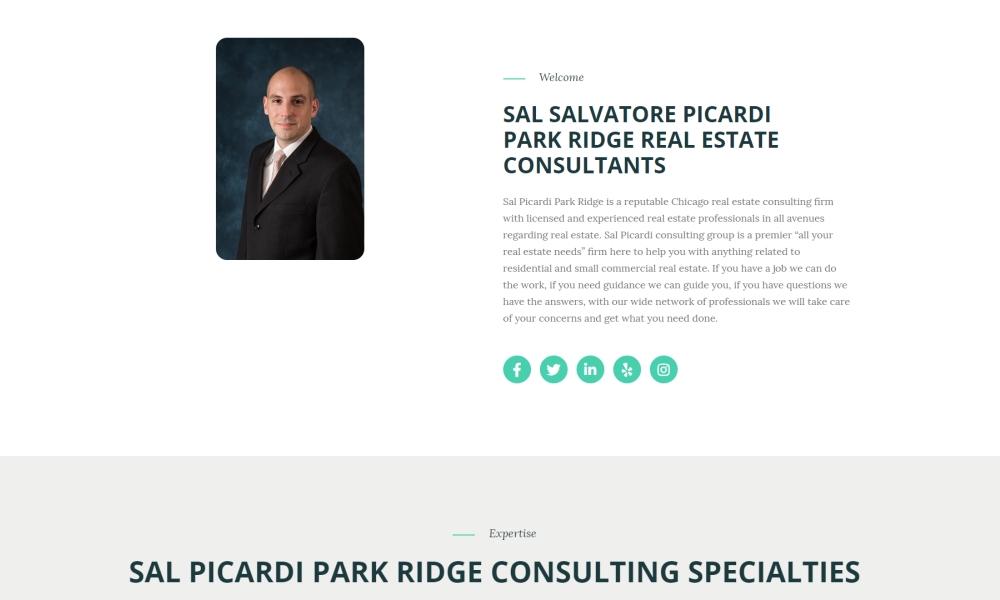 Sal Picardi Park Ridge