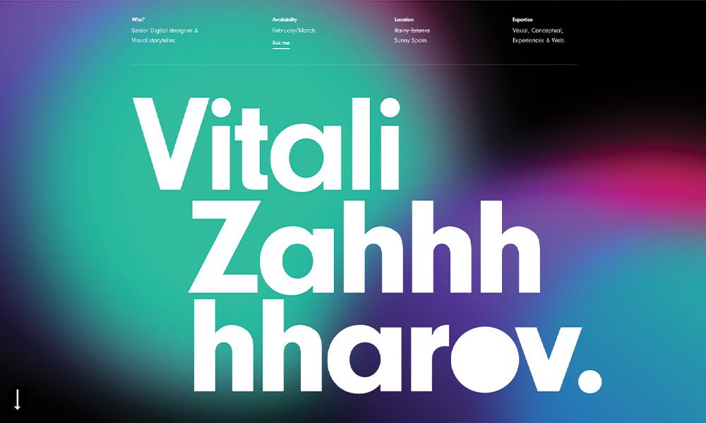Vitali Zahharov