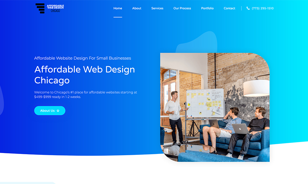 Affordable Web Design Chicago