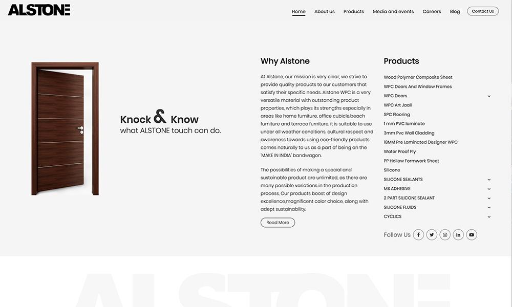 Alstone Industries