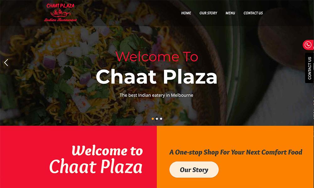 Chaat Plaza