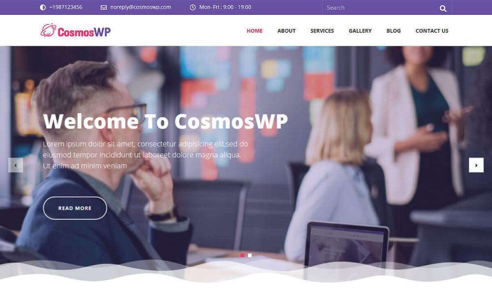 CosmosWP