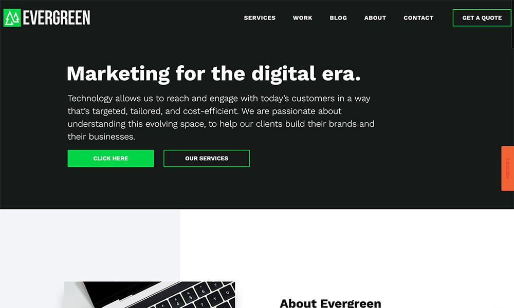 Evergreen Digital Marketing Inc.
