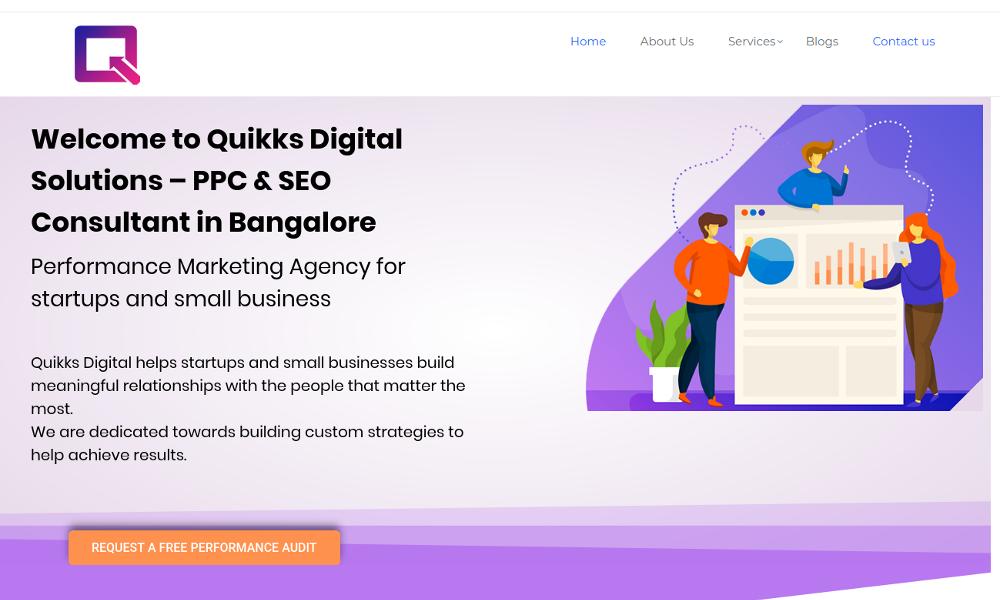 Quikks Digital Solutions
