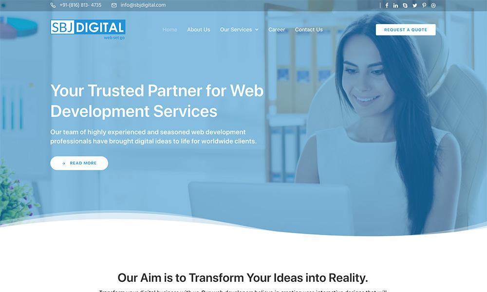SBJ Digital Pvt Ltd
