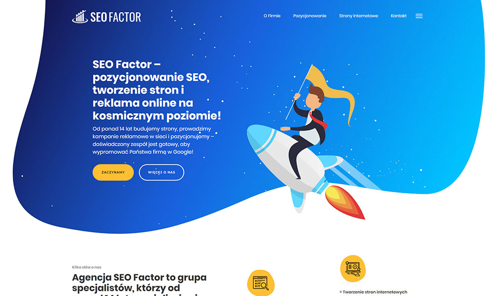 SEO Factor London