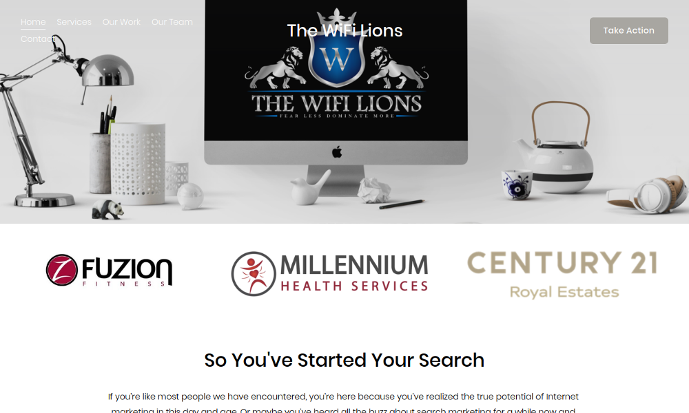 The WiFi Lions