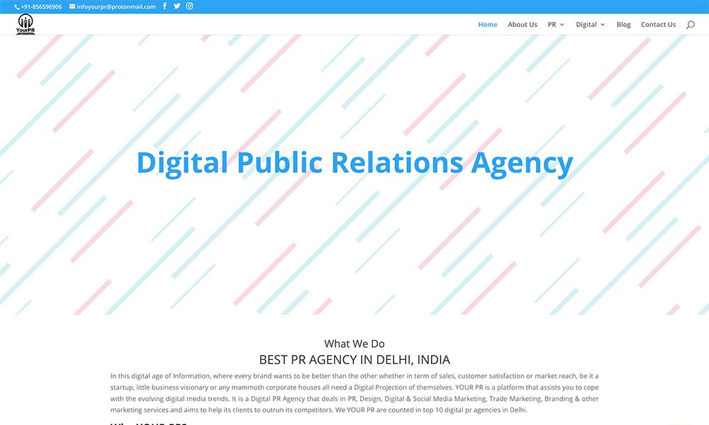 YOUR PR Agency