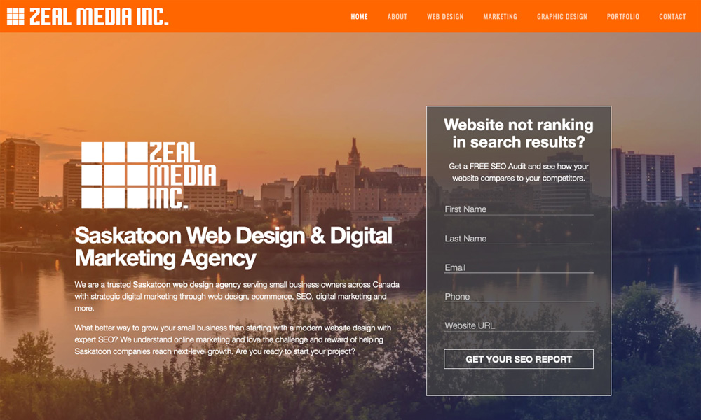 Zeal Media Web Design, SEO & Digital Marketing