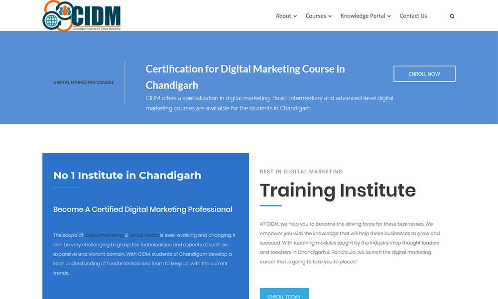 CIDM Chandigarh