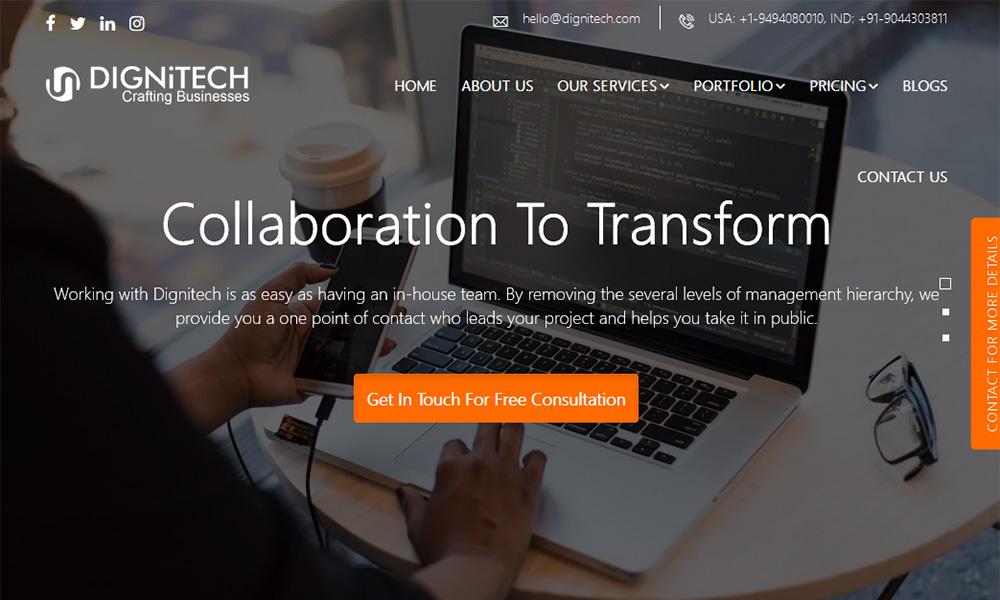 Dignitech Media Works