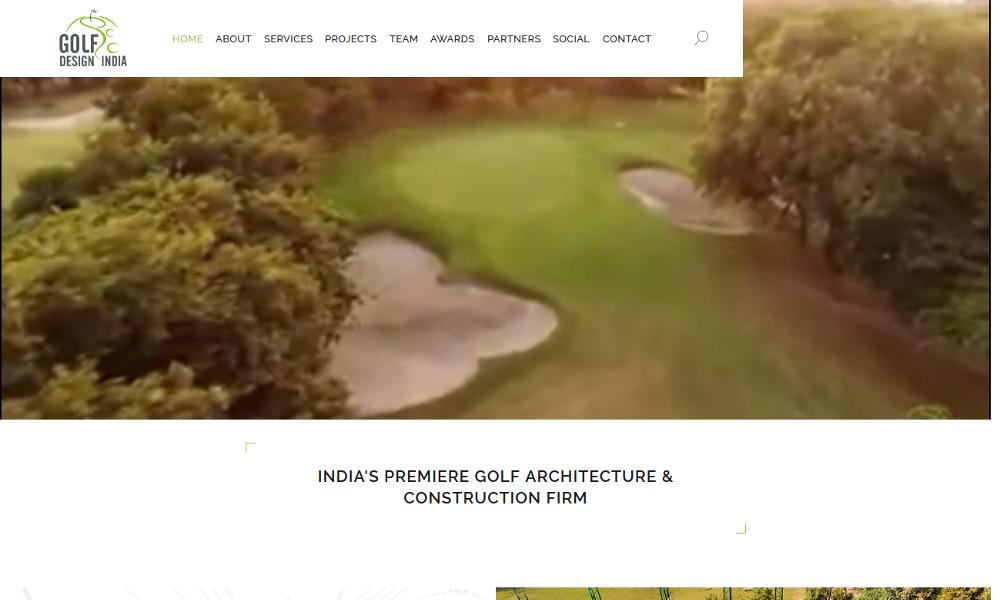 Golf Design India