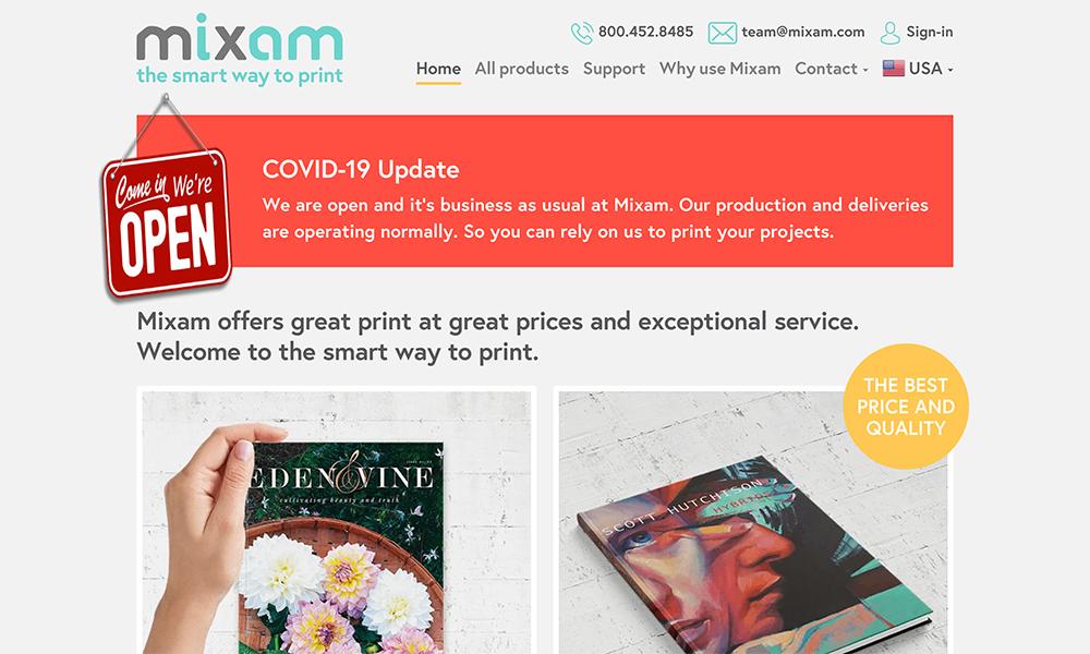 Mixam Print