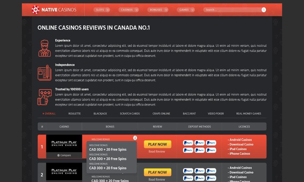 Native Casino