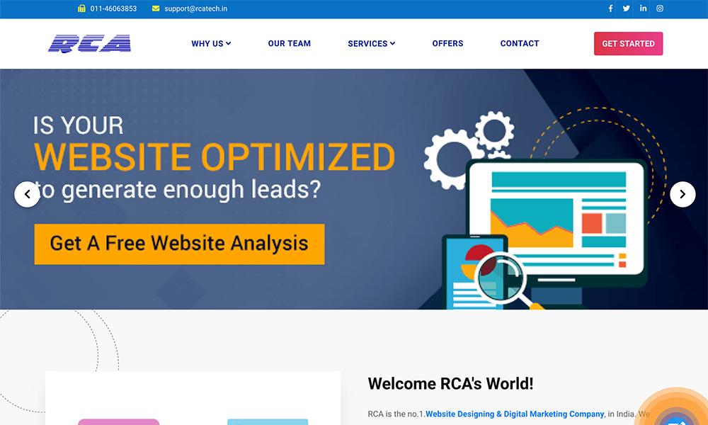RCA Technologies