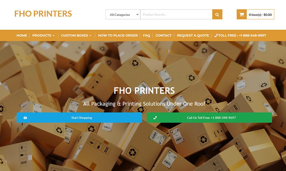 Fho Printers