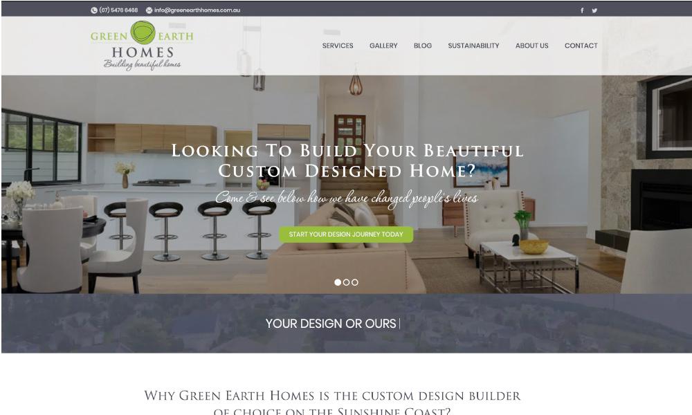 Green Earth Homes