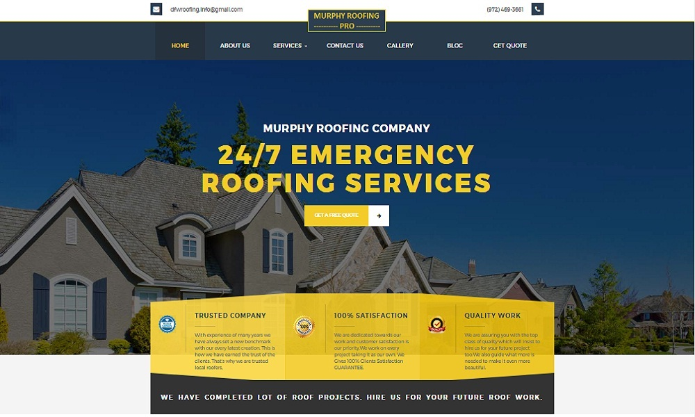 Murphy Roofing Pro