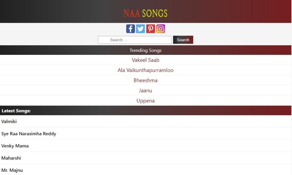 naa songs