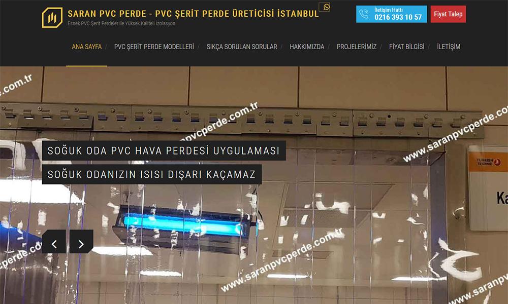 Pvc Curtains İstanbul