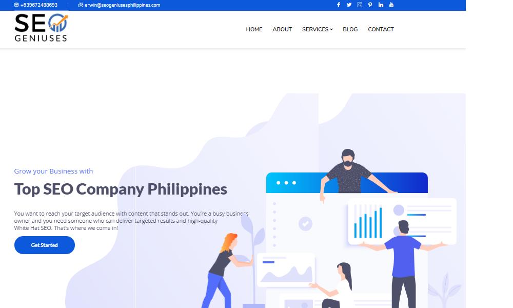 SEO Geniuses Philippines
