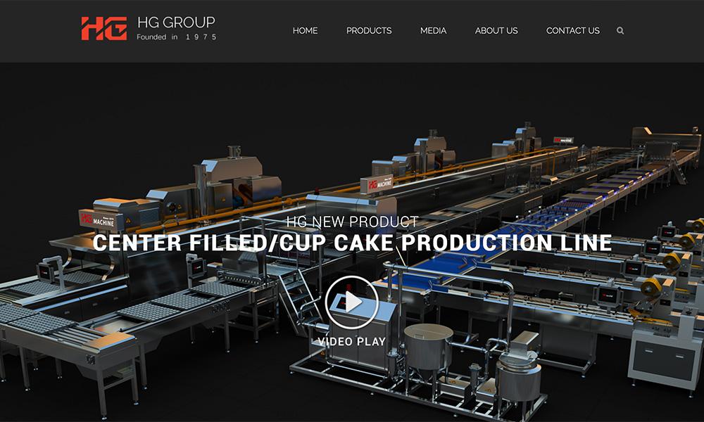 Shanghai HG Food Machinery Co.,ltd